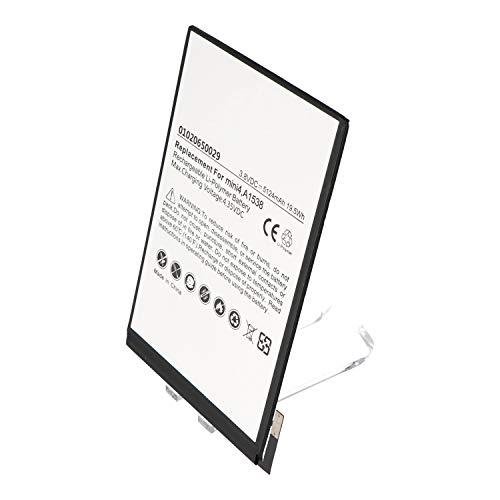 AccuCell 020-00297 - Batería para Apple iPad Mini 4 A1538, A1550,
