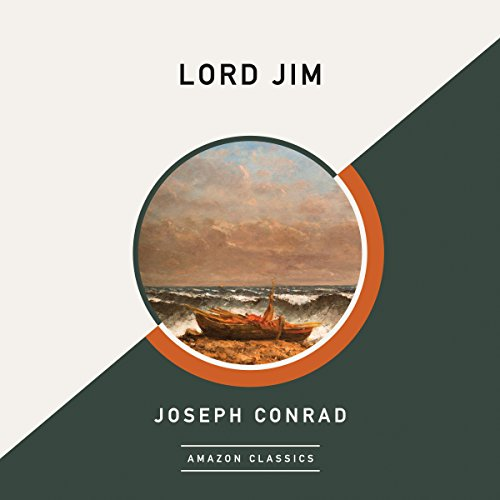 Lord Jim (AmazonClassics Edition) audiobook cover art