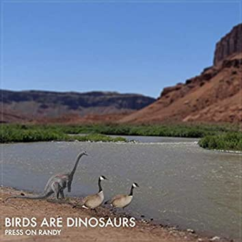 Birds Are Dinosaurs