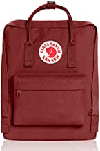 Fjallraven, Kanken Classic Backpack for Everyday, Ox Red
