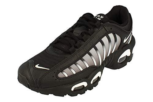 Nike Air Max Tailwind IV Mens Running Trainers AQ2567 Sneakers Shoes (UK 8.5 US 9.5 EU 43, Black White Black 004)