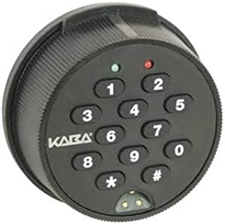 Kaba Mas Auditcon 2 Series Model 252 Round Electronic Lock