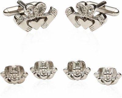 Claddagh Formal Set Cufflinks Cuff Symbol Irish Popular OFFicial site product Links