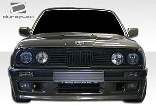 Duraflex 105323 1984-1987 BMW 3 Series E30 2Dr 4Dr M-Tech Front Bumper Cover