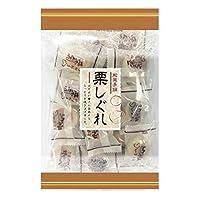 伊藤製菓 栗しぐれ 220g (24袋)