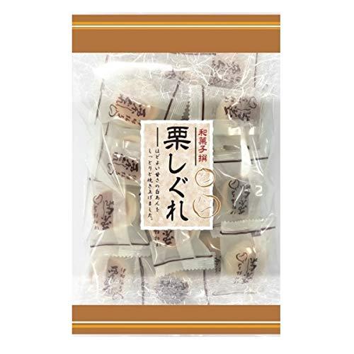 伊藤製菓 栗しぐれ 220g (1袋)