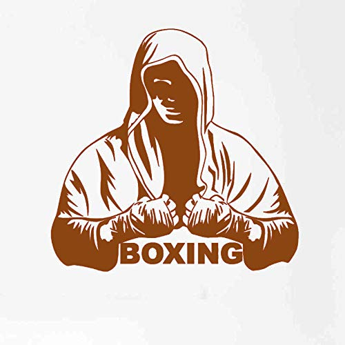 guijiumai Dctal Boxhandschuh Aufkleber Kick Boxer Spielen Auto Aufkleber Combat Poster Vinyl Striker Wandtattoos Parede De 3 110x110 cm