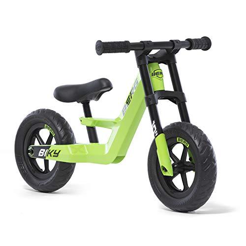 BERG Bikey Mini Green - Bicicleta sin Pedales