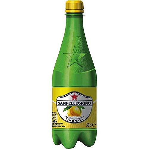 12 Flaschen San Pellegrino Limonata a 500ml in Pet Flasche inc. 3.00€ EINWEG Pfand Sanpellegrino