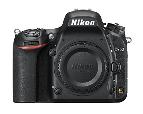 Nikon D750 Full Frame DSLR Camera