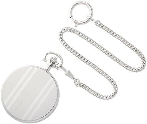 Tissot Unisex-Adult Savonnettes Quartz Stainless Steel Specialities Silver T83655313 WeeklyReviewer