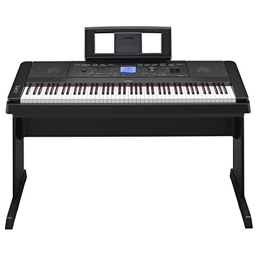 Piano numérique 88 touches dgx-660b Yamaha