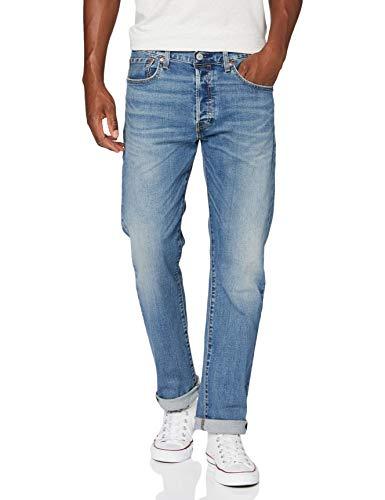 Levi's Herren 501 Original Fit Jeans, Candy Paint, 32W / 32L