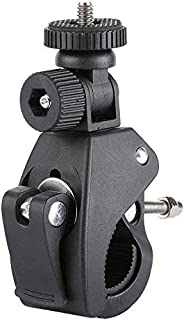 """NEOHOOK Camera Super Clamp with 1/4""""- 20 Threaded Head Compatible for LCD Monitor,DSLR Cameras,DV,Flash Light,Studio Backdrop,Bike, Microphone Stands, Music Stands,Tripod, Motorcycle,Rod Bar"""