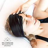 Sleep Mask Eye Mask for Sleeping -Satin Sleep Eye Mask for Men and Women -Eye Masks for Travel -Blindfold Night Mask Eye Covers for Sleeping