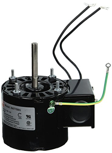Dayton 3M778 HVAC Motor, 1/20 hp, 1550 RPM, 115V