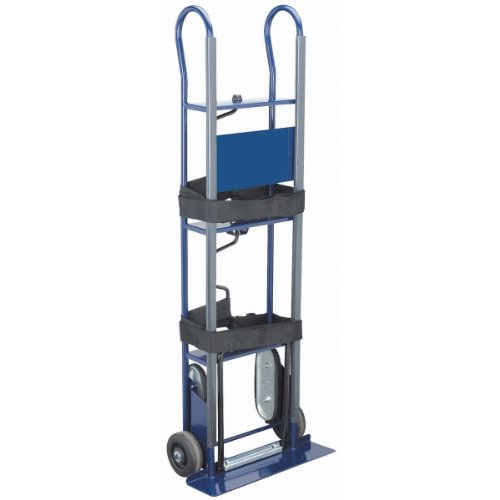 600 Lbs. Capacity Appliance Hand Truck Stair Climber Steel...