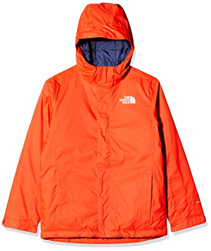 The North Face Y Snow Quest Jacket voor kinderen, geïsoleerd synthetisch