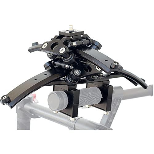 PROAIM Ecualizador de 2 ejes para Flycam Flowline & Camera Gimbals (ST-EQZR-00)