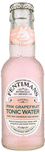 Fentimans Mixed Case of 24 Tonic Water (24 x 125ml) - Premium Indian, Refreshingly Light, Botanical & Pink Grapefruit - 4