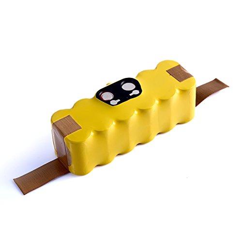 Powerextra Batteria sostitutiva per Roomba 500, 4500mAh