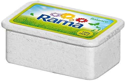 Erzi Pretend Play Lot de 5 boîtes en Bois pour Aliments Margarine Rama 3,5 x 2 cm