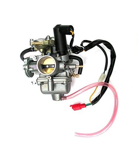 250cc Engine Motor Carburetor For Honda Helix CN250 CF250 CH250 China Scooter Moped Atv