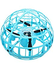 Mini Drone Flying Toy Drones for Kids or Adults - Hands Free UFO - Three Functions