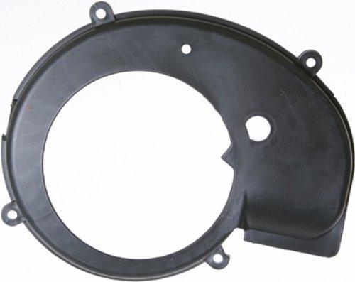 Lüftergehäusedeckel für Piaggio Vespa Mofas und Mopeds ohne Blinkanlage, Ciao, Bravo, Si, Boxer, Super Bravo Automatik