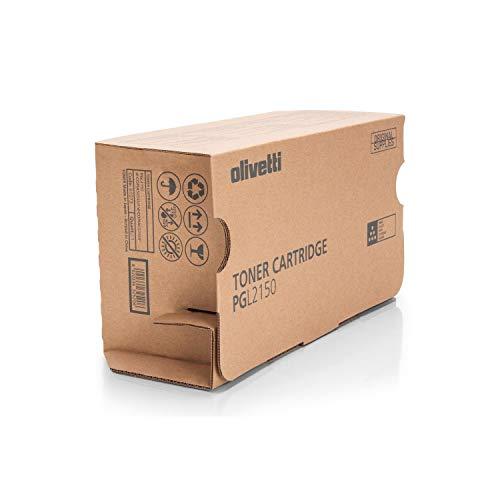 Olivetti B1073 - Tóner laser, color negro