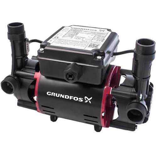 Grundfos 98950216 STR2 - 1.5 Bar Twin Impeller Shower Pump