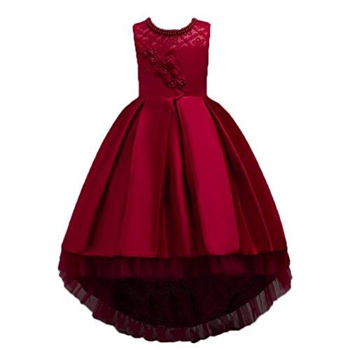 Vestido De Fiesta Para Niñas Lindovestidocom