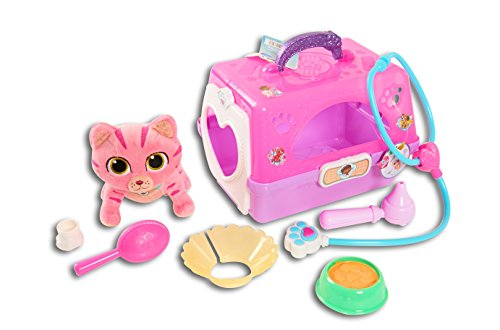 Doc McStuffins Toy Hospital On-The-Go Pet Carrier - Whispers