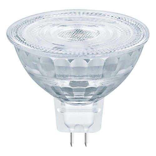 Osram LED Star+ GlowDim MR16 Reflektorlampe, mit GU5.3-Sockel, Ersetzt 35 Watt, 36° Ausstrahlungswinkel, Warmweiß - 2700 Kelvin bis 2000 Kelvin, 6er-Pack