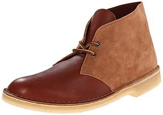 Clarks Men's Desert Chukka Boot, Tan Combi, 9 M US (B00MMYMA6O) | Amazon price tracker / tracking, Amazon price history charts, Amazon price watches, Amazon price drop alerts