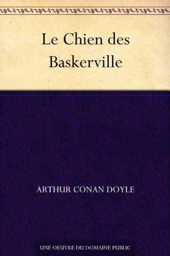Couverture du livre Le Chien des Baskerville