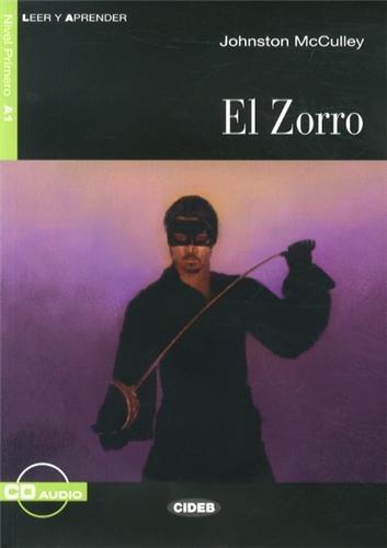 El Zorro. Libro (+CD): El Zorro + CD (Leer y aprender)