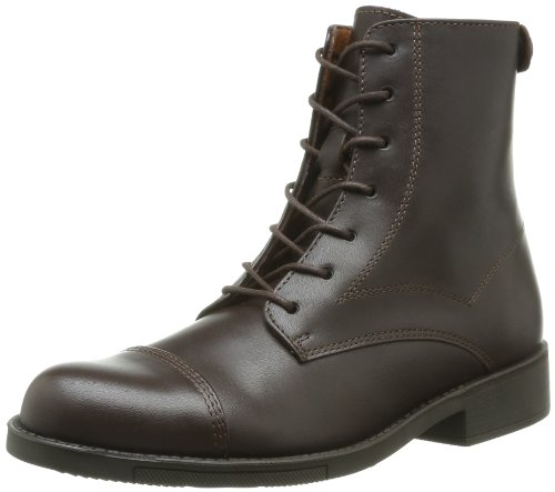 Aigle Isaro W, Damen Combat Boots, Braun (Dark Brown), 39 EU (5.5 UK)