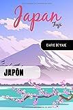 Japon Diario de Viaje: Libro de Registro de Viajes - Cuaderno de Recuerdos de Actividades en Vacaciones para Escribir, Dibujar - Cuadrícula de Puntos, Dotted Notebook Journal A5