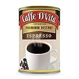 Caffe D'Vita Espresso 3 oz Can