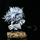 Guoyulin Doll Naruto II Uchiha Six Doppelganga Pikachu Q Versiceime Figura Toy Regalo Personaje Anim...