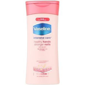 Vaseline Healthy Hands Stronger Nails Hand Cream 200ml