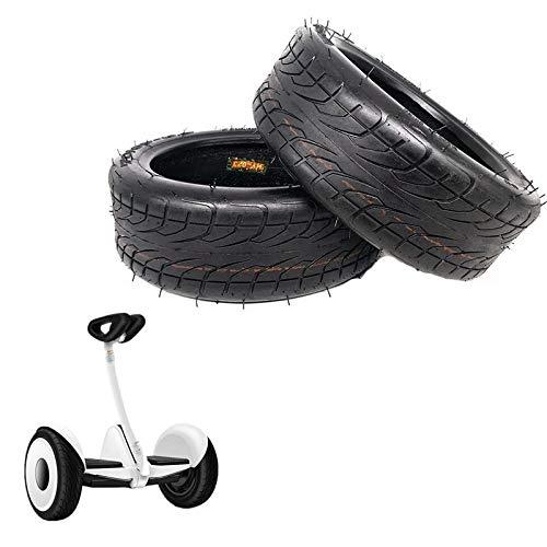 LMIAOM 10inch Scooter-Reifen zum Auswuchten von Scooter 70/65-6.5 10/3.0-6.5 Vaccum Reparaturwerkzeug für Zubehörteile