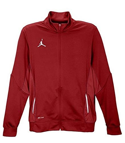 Nike Team Jordan Flight Jacket Red