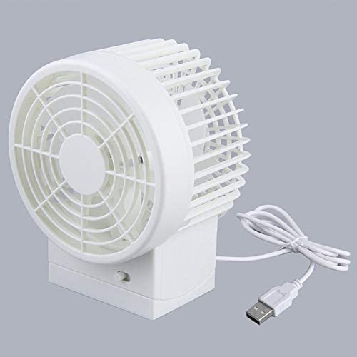 Surgewaves New Rechargeable USB 2021new shipping free Desk Handheld Max 76% OFF Trave Fan Portable