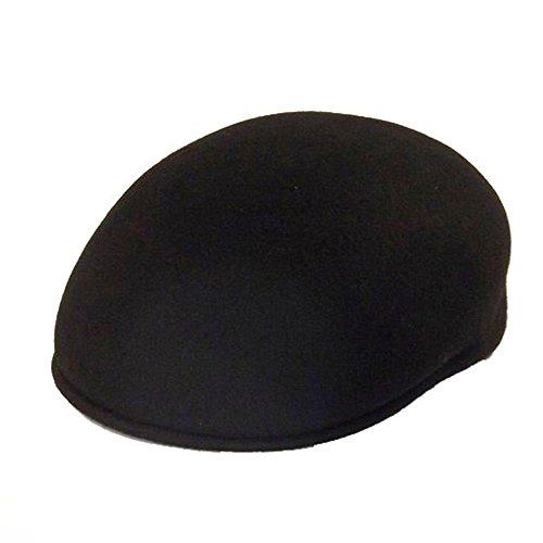 Chapeau-tendance - Casquette 100% Laine Homme Bleu Marine - 57 - Homme