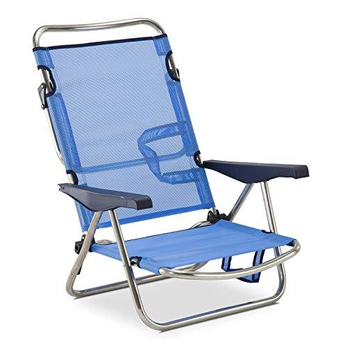 Solenny Silla, azul, 81x62x14 cm, 50001072720101