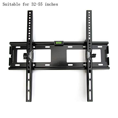 Zlw-shop Schwenkbarer Universal-TV-Ständer LCD-TV-Rack Einstellbare Displayhalterung Wandhalterung Multifunktions-TV-Ständer mit Höhen- und Tiefenverstellung Schwenkbarer TV-Ständer (Color : B)