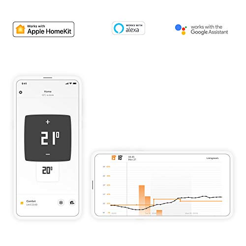 Netatmo Smarte Heizkörperthermostate NVP-DE (Starterpaket)