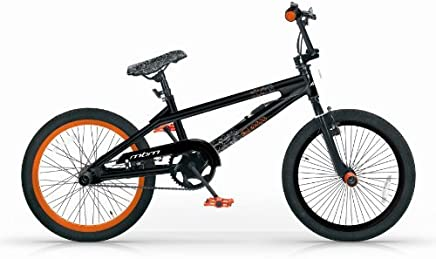 daf01a568df MBM BMX SQUEEZE 20'' FREESTYLE FREE STYLE BICYCLE BIKE 1S BICICLETA NEGRO